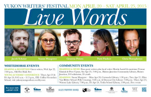 yukon writers fest